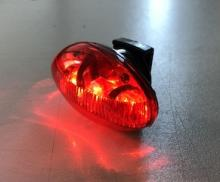 LED Battery Powered Full Red Clearance Light