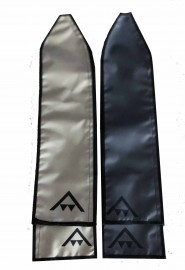 TRAPEZE WIRE/ RIGGING COVER -PAIR VARIOUS COLOURS