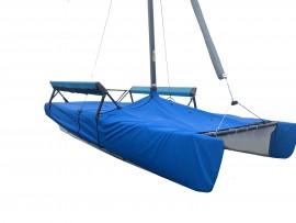HOBIE GETAWAY - Full Cover - Mast Up