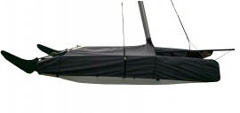 NACRA 430 - Boat Cover mast up