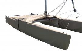 NACRA 4.5 - Boat Cover mast up
